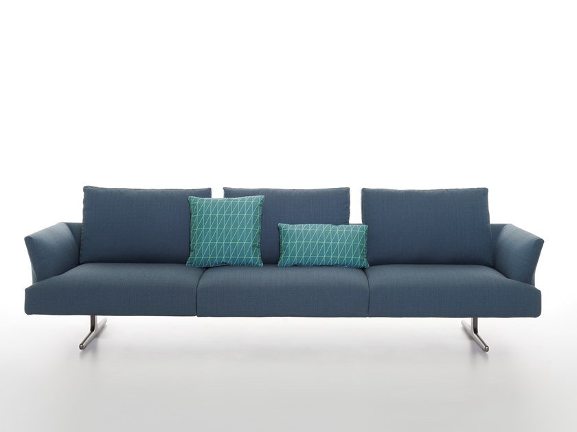 3 seater sofa HIRO | 3 seater sofa by Zanotta