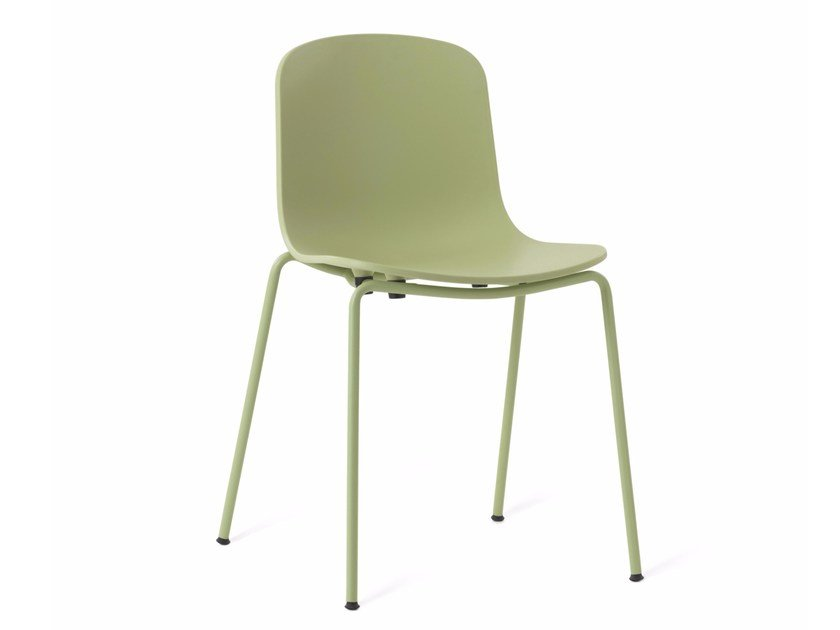 Classic style metal garden chair HOLI | Chair by KUBIKOFF