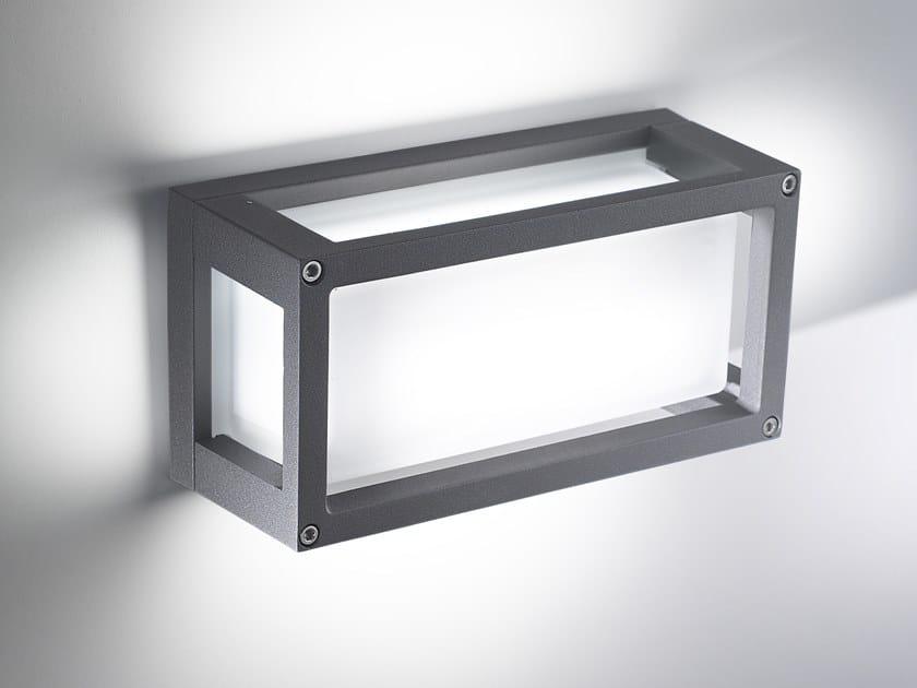 Applique a LED in alluminio HOME | Applique by AiLati