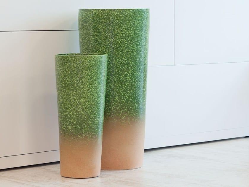Ceramic vase HOMER by Pot à Porter