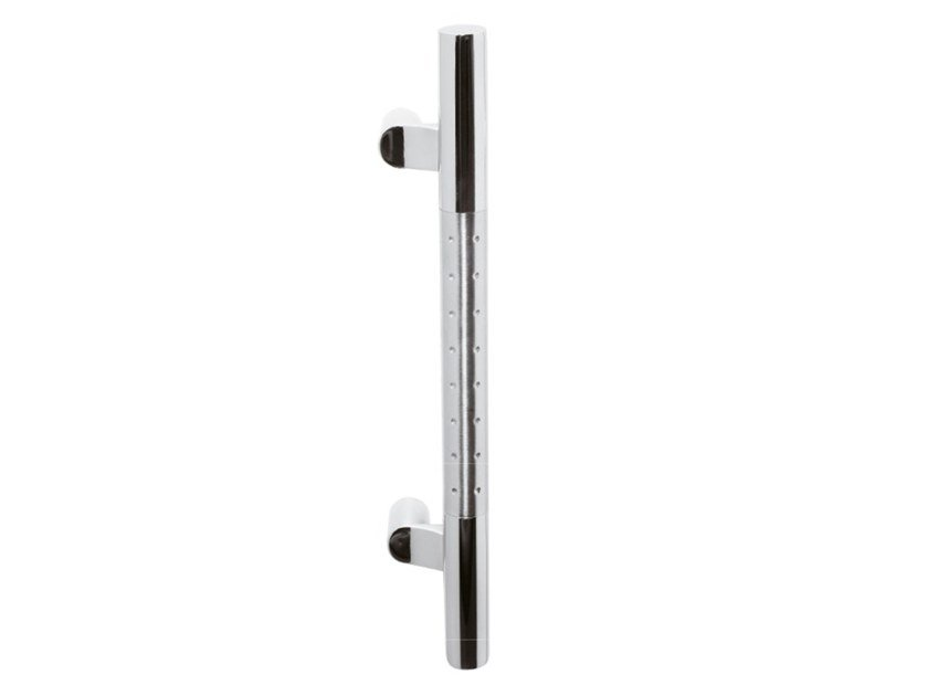 Stainless steel pull handle HONG  KONG CITY by Pasini