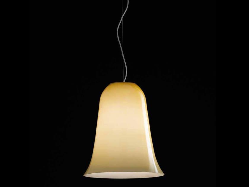 Murano glass pendant lamp HONG KONG LS 606 by Siru