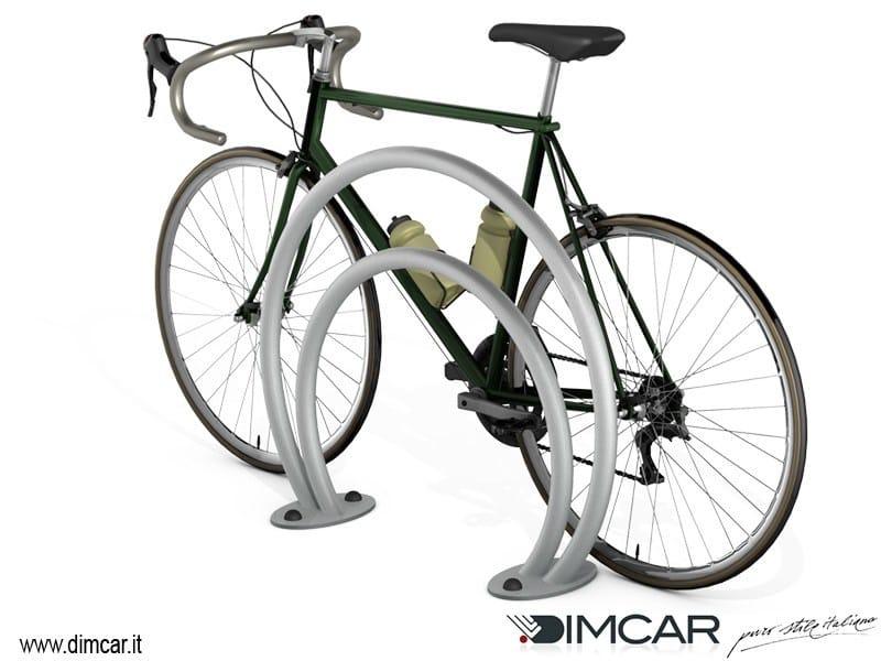 Metal Bicycle rack Hoop by DIMCAR