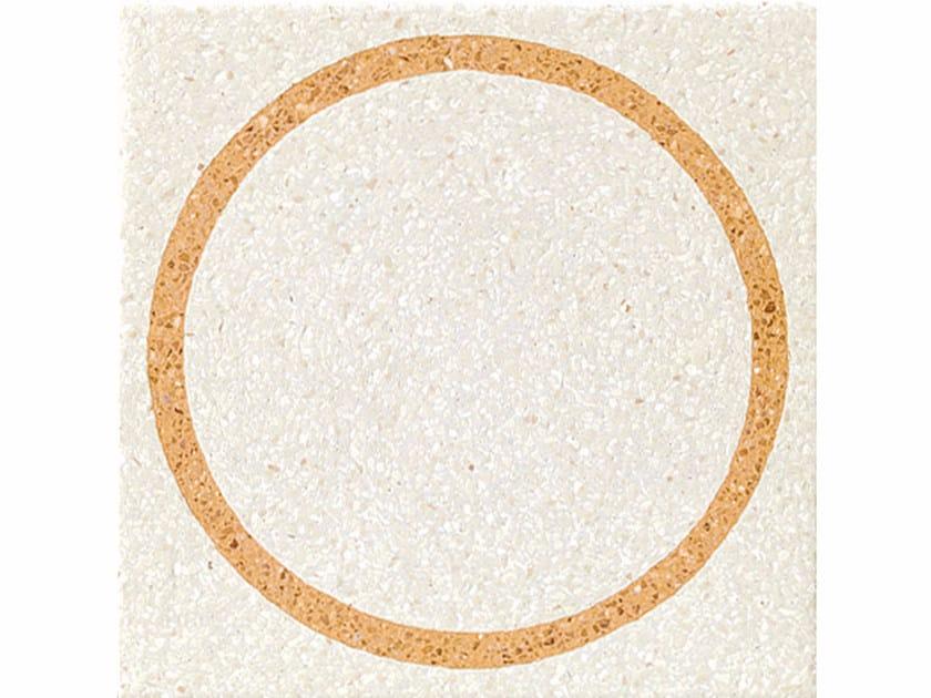 Marble grit wall/floor tiles HOOP by Mipa