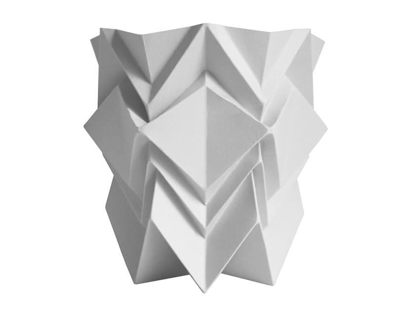Paper plant pot HOUSEKI | Plant pot by Tedzukuri Atelier