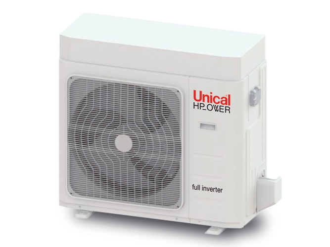 Enbloc full inverter heat pumps HP_OWER ONE by Unical AG