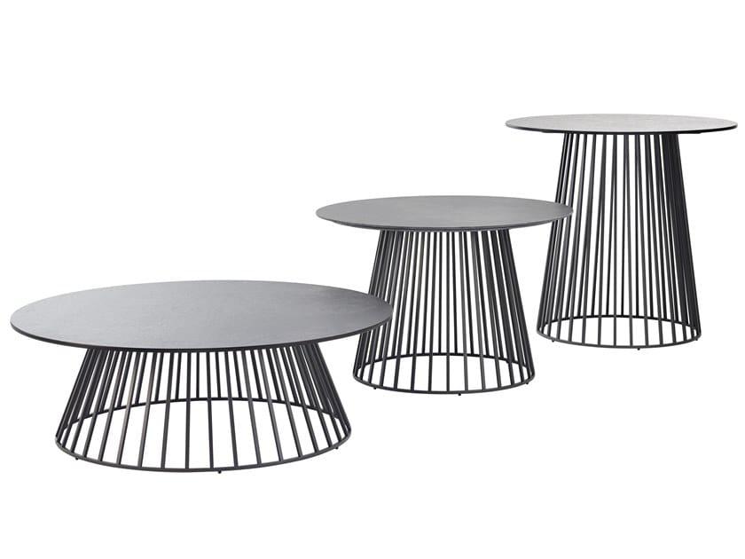 Grid Hpl Coffee Table Grid Collection By Solpuri Design Karsten Weigel