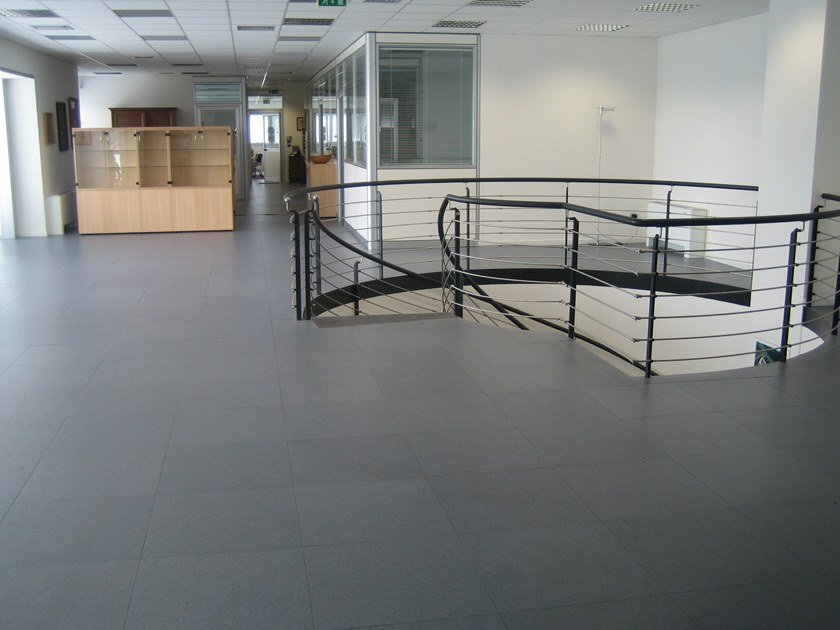 Resilient wood-product flooring HPL flooring by NESITE