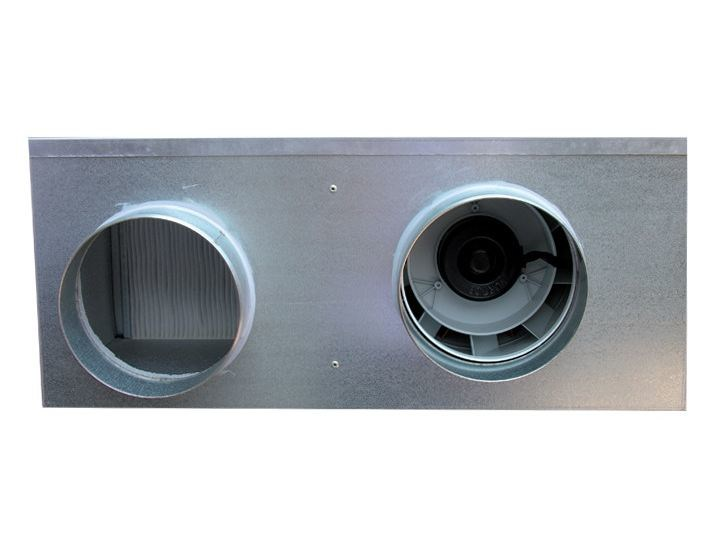 Heat recovery unit for false ceiling HRI-ONE by Vortice