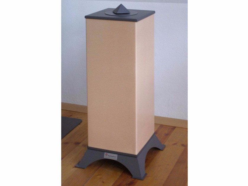 Terracotta Electric heater with Thermal Accumulation HRS600 | Terracotta Electric heater by KarniaFire