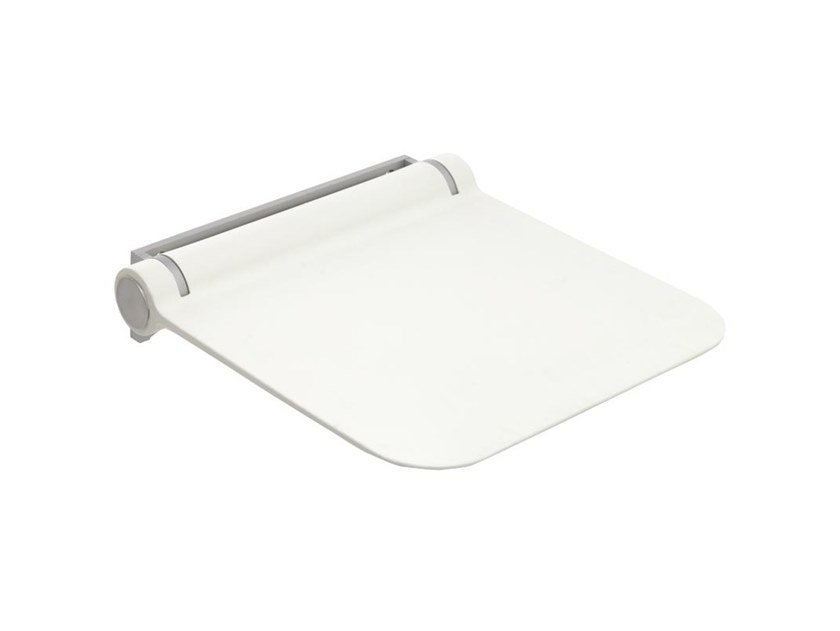 Folding polyurethane shower Seat HUG | Folding shower Seat by Ponte Giulio