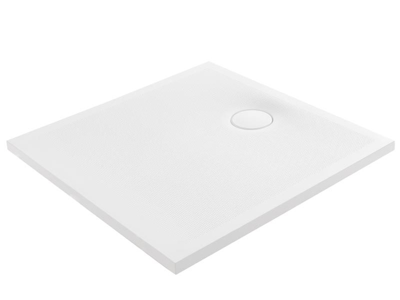Square shower tray HUG | Square shower tray by Ponte Giulio