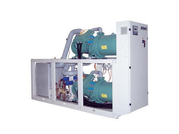 Water refrigeration unit HWS by AERMEC
