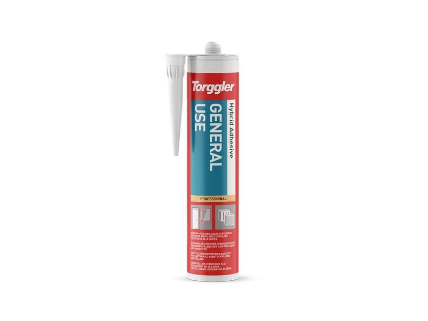 Acrylic sealant HYBRID ADHESIVE GENERAL USE by Torggler Chimica