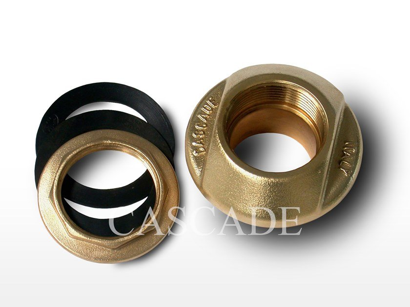Accessory for fountain Hydraulic feed-through for tanks by CASCADE