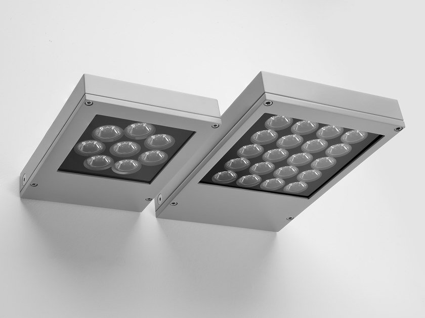 LED die cast aluminium Outdoor floodlight HYDROBOOK   Outdoor floodlight by PUK