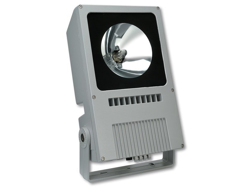 LED die cast aluminium Outdoor floodlight HYDRODAN by PUK