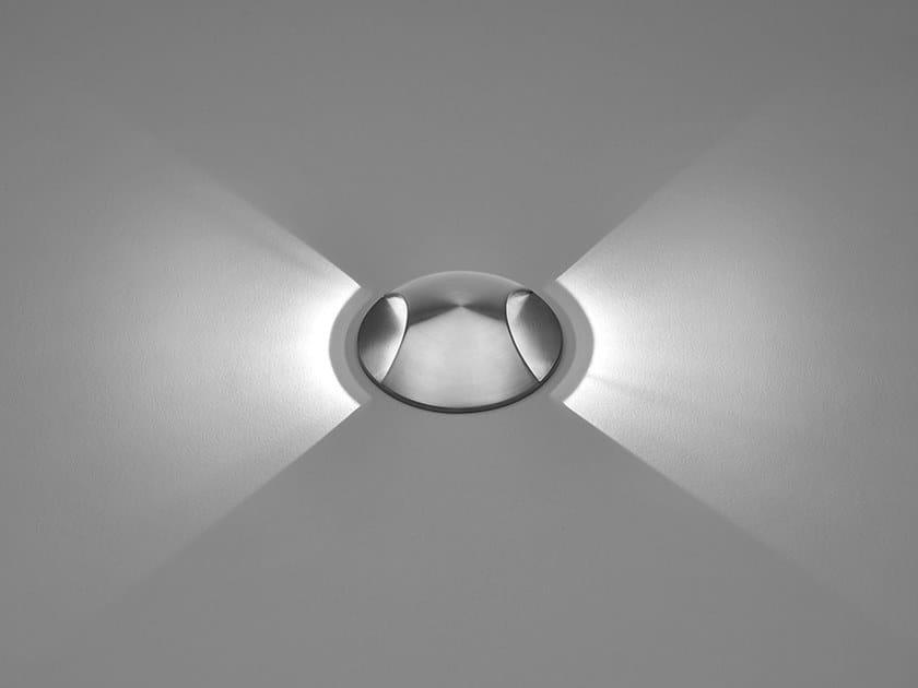 Inox Per Hydrofloor Pavimento Carrabile MicroSegnapasso Puk Esterni Acciaio In A 3A54jqRL