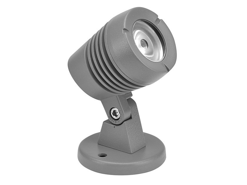 LED die cast aluminium Outdoor floodlight HYDROJET by PUK