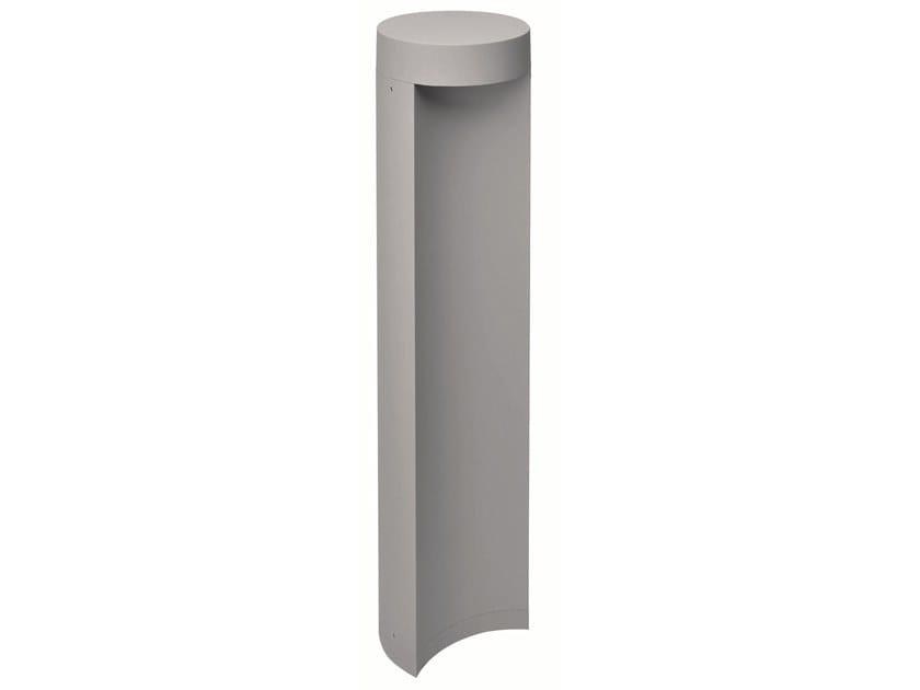 LED die cast aluminium bollard light HYDROLANE by PUK