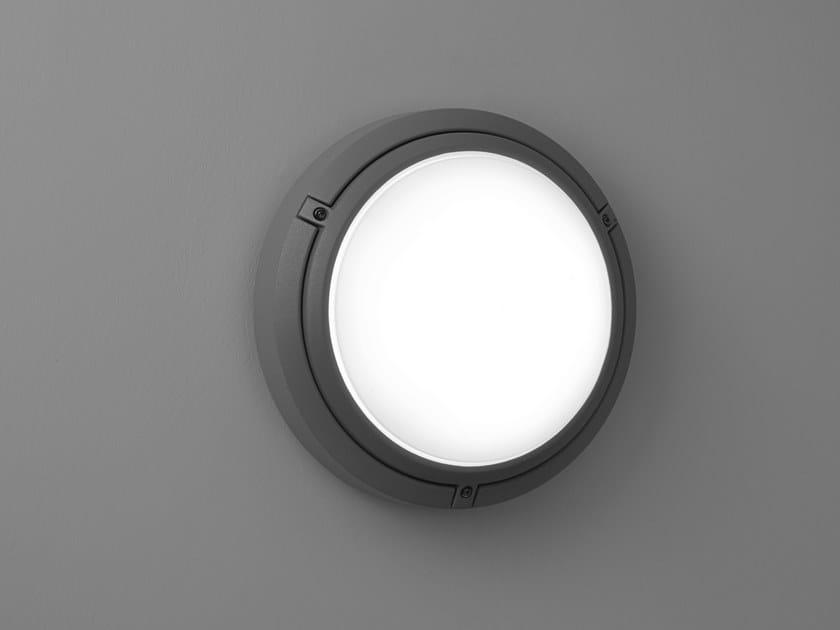 Applique per esterno a led in alluminio pressofuso hydroplafo puk