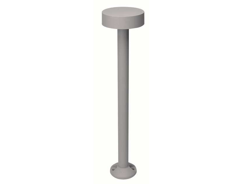 LED die cast aluminium bollard light for Public Areas HYDROPLATE by PUK