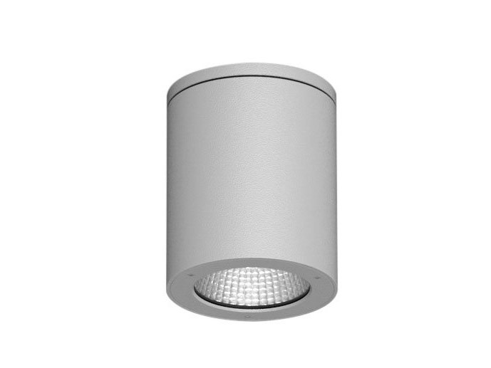 LED die cast aluminium ceiling lamp HYDROTECH | Ceiling lamp by PUK