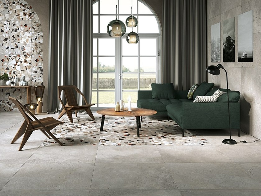 Porcelain stoneware wall/floor tiles I COCCI by Ceramica Fioranese
