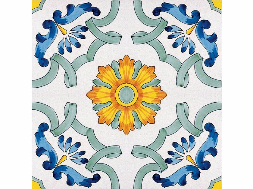 Ceramic wall tiles / flooring I GRANDI CLASSICI  MARIATERESA by FRANCESCO DE MAIO