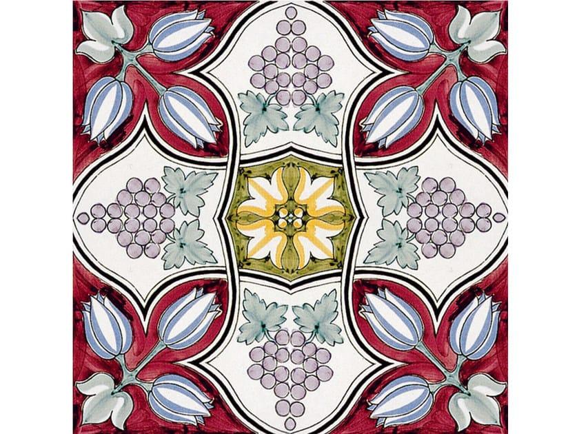 Ceramic wall tiles / flooring I GRANDI CLASSICI PASSOLINI by FRANCESCO DE MAIO