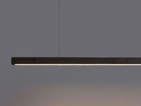 LED handmade pendant lamp I MODEL | Steel pendant lamp by Anour