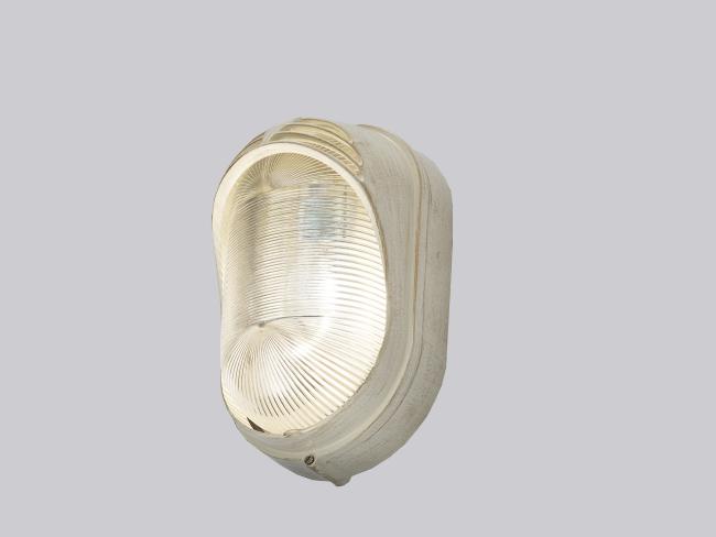 Murano glass Bulkhead light I VECI EA 427 by Siru