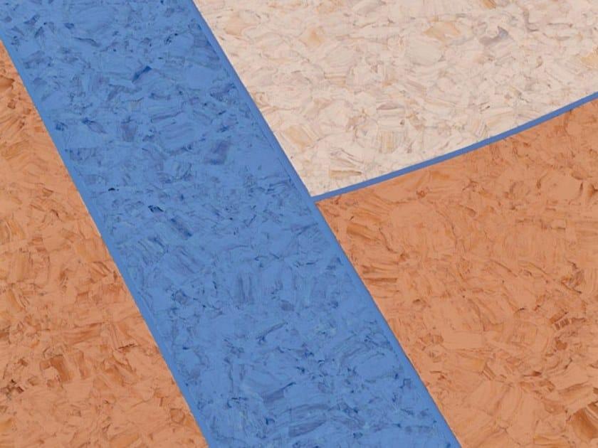Pavimento resiliente in vinile iQ MEGALIT by TARKETT