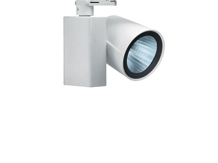 LED die cast aluminium Track-Light iSHOP by iGuzzini