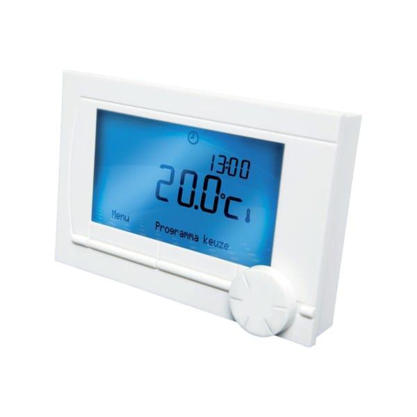 Heat regulation and hygrometric control iC200 by Paradigma Italia