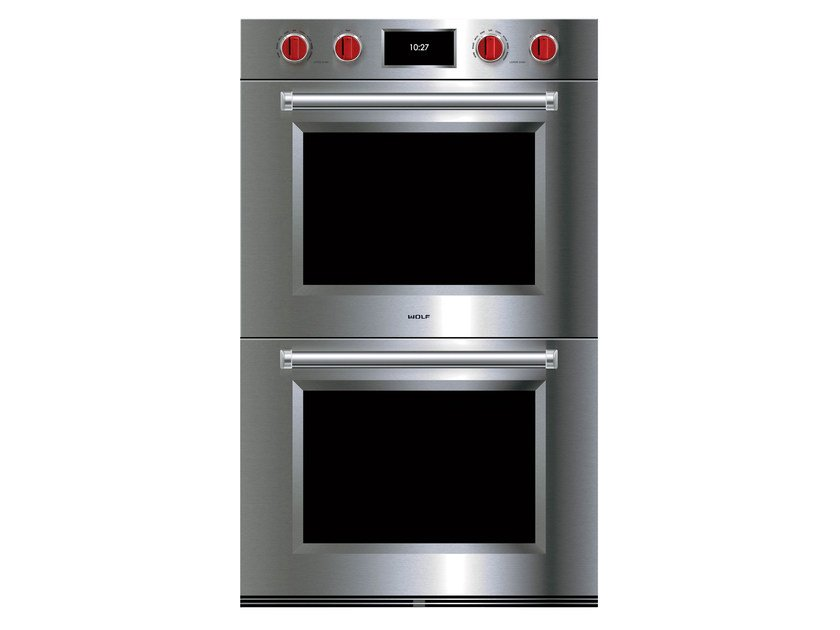 Forno da incasso multifunzione con touch screen classe C ICBDO30PM/S/PH PROFESSIONAL | Forno doppio by Wolf