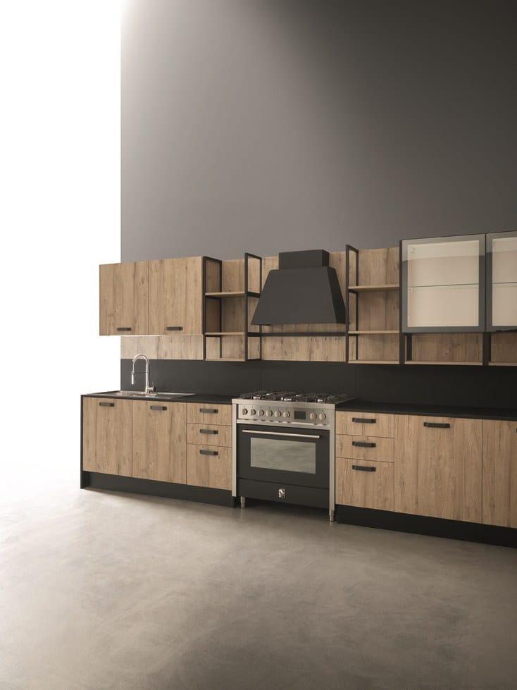 ICE | Cucina in Fenix-NTM®
