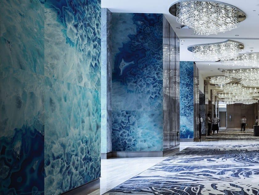 Resin Decorative panel ICELAND by Tecnografica Italian Wallcoverings