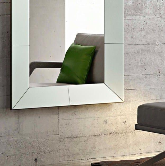 ICEBERG | Specchio rettangolare