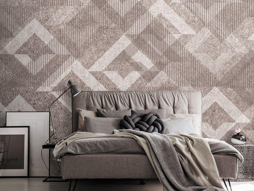 Motif vinyl wallpaper ICONA by Carta da Parati Artistica