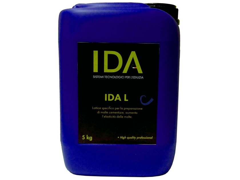 Additive for cement and concrete IDA L by IDA