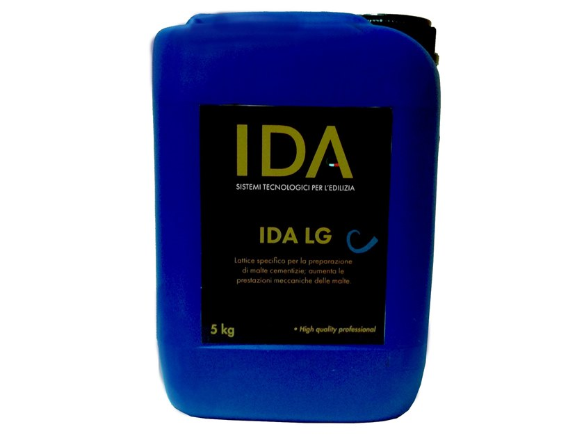 Additive for cement and concrete IDA LG by IDA