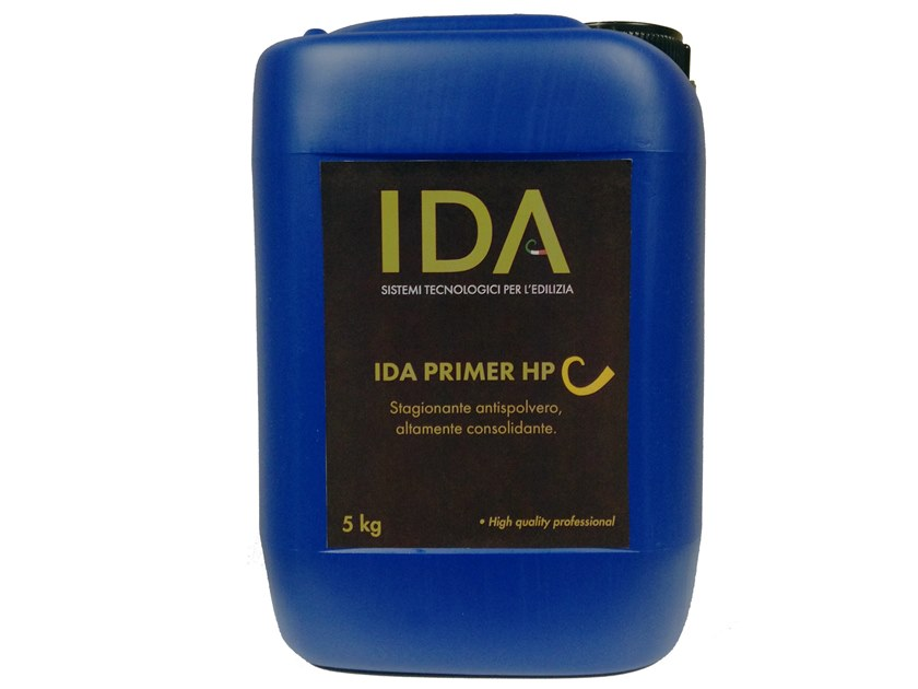 Screed and base layer for flooring IDA PRIMER HP by IDA