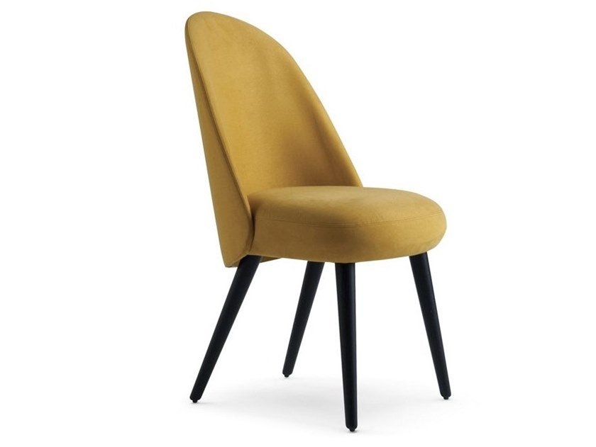 Fabric chair IDENTITIES | Chair by ROCHE BOBOIS