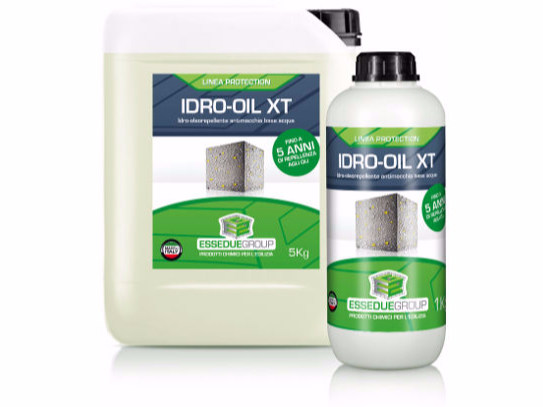 Surface water-repellent product IDRO-OIL XT by Essedue Group