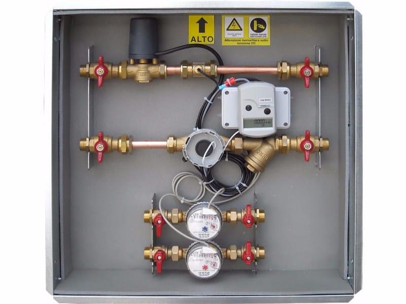 Heat meter IDROCONT 1 - 2 by Idrosistemi srl