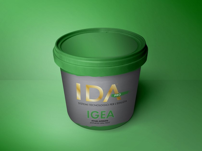 Washable water-based paint IGEA by IDA