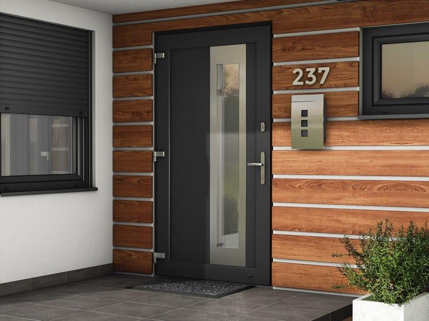 PVC entry door IGLO ENERGY | Entry door by Drutex