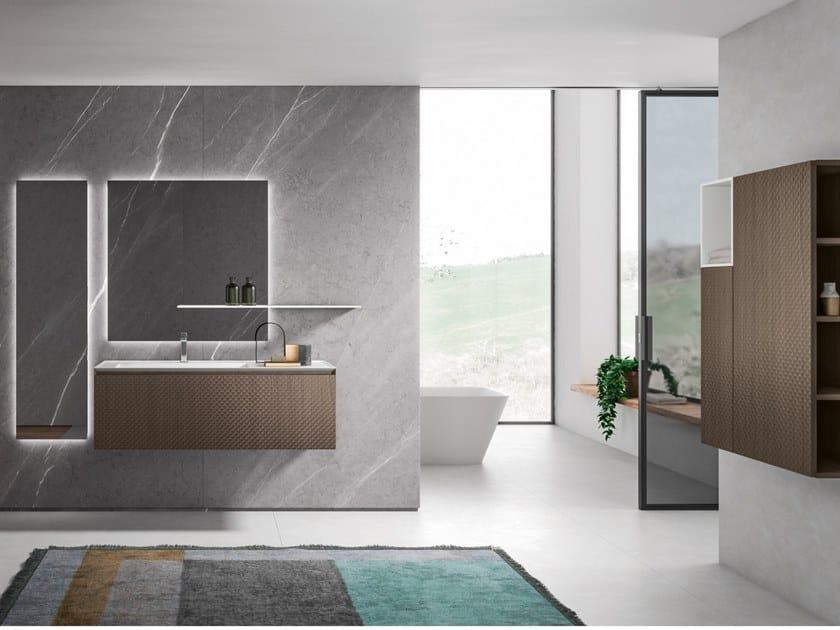 Mobile bagno / mobile lavabo IKON 03 by BMT