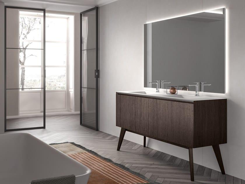 Mobile lavabo da terra IKON 08 by BMT